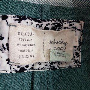 Anthropologie Sweaters - Saturday Sunday Shawled Vivie Cardigan Wrap Sz S